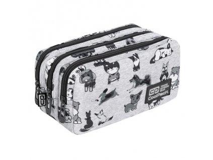 6847 1 skolni pouzdro coolpack primus doggies