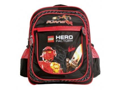 7543 detsky batoh lego hero factory lc 08