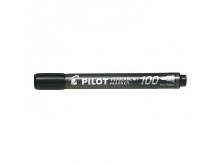 8440 permanentni popisovac pilot 100 cerny
