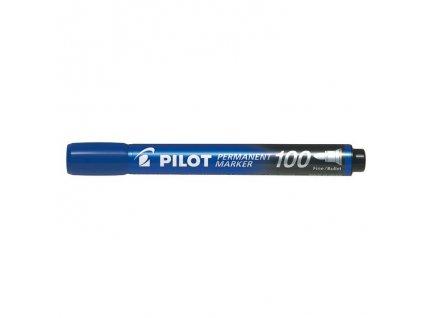 8446 permanentni popisovac pilot 100 modry