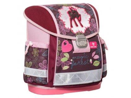982 3 skolni batoh beautiful deer sacek na prezuvky