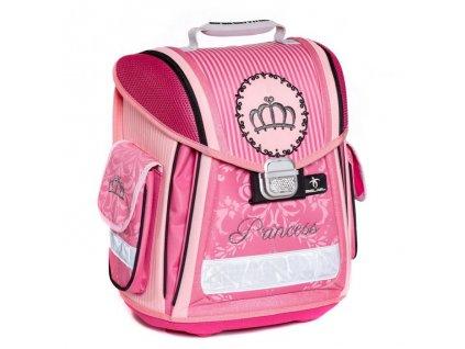 9984 4 skolni batoh princess b sacek na prezuvky