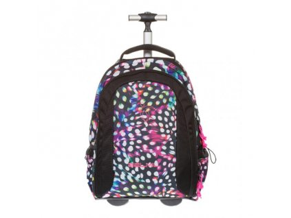 9993 4 skolni batoh na koleckach mousse sacek na prezuvky