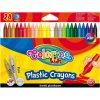 5950 1 colorino voskovky plastove 24 barev