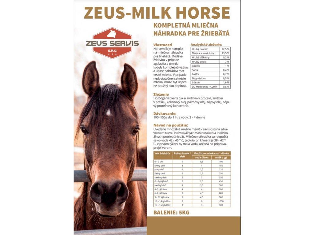 zeus milk