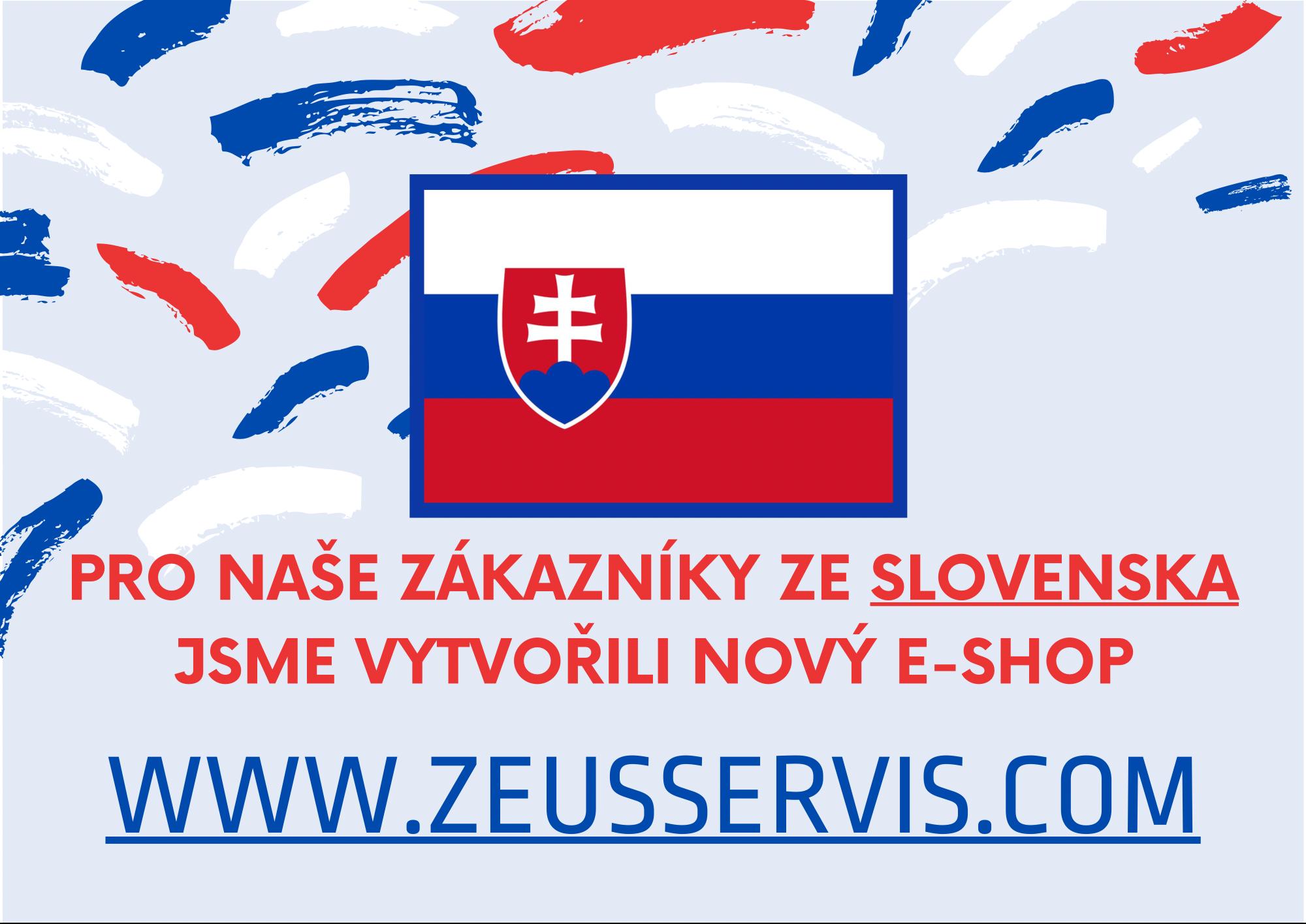 Nákup ze Slovenska