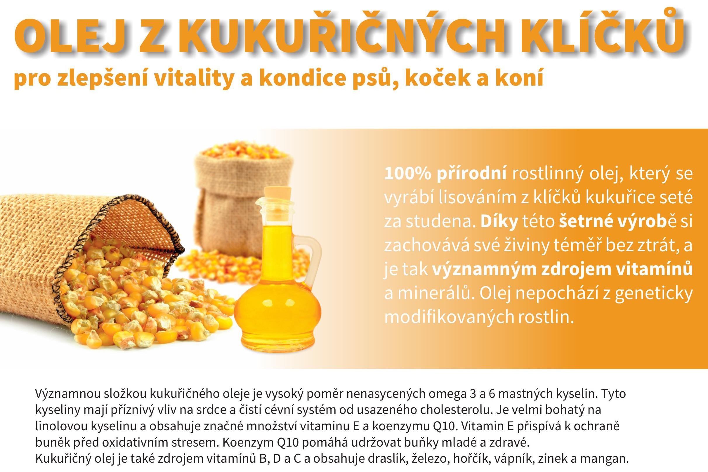 kukuřičný olej