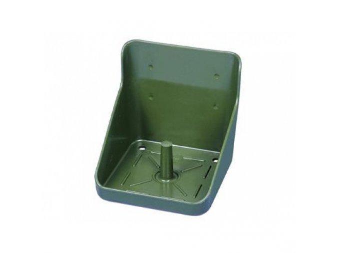 Držák lizu zelený