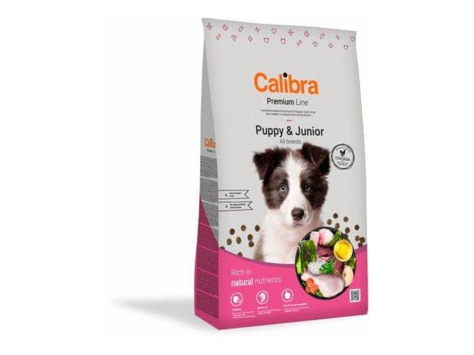 Calibra Dog Premium Line Puppy&Junior 12 kg