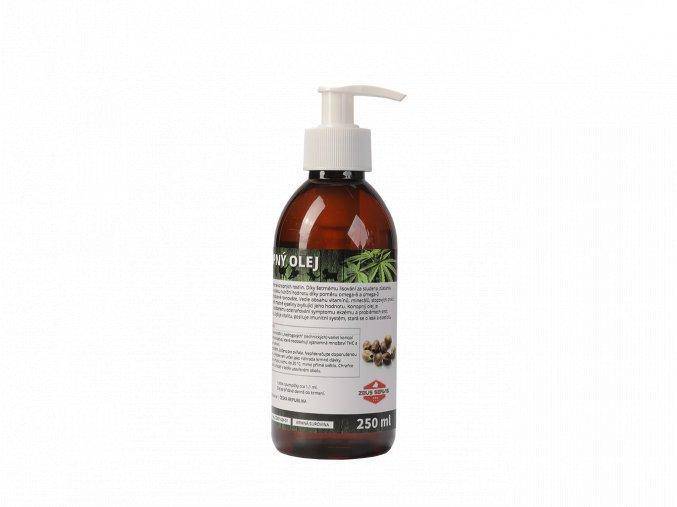 Konopný olej 250 ml