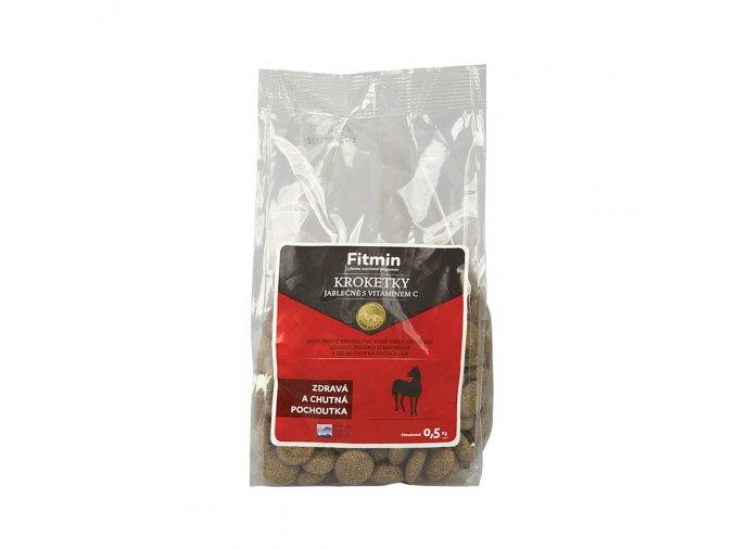 fitmin horse kroketky jablko vit c 500 g h L