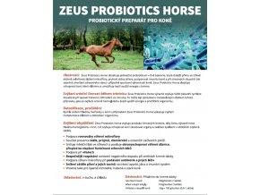 zeus probiotics