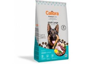 calibra dog premium adult large 12kg 01