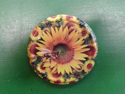 Víčko slunečnice