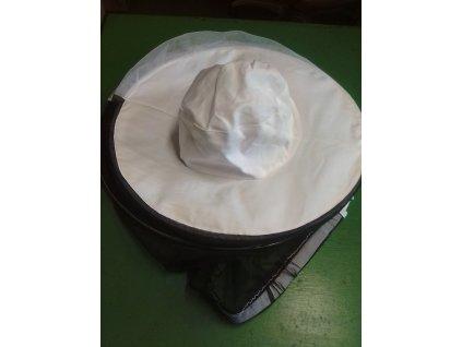 Včelařský klobouk bavlna a síťka