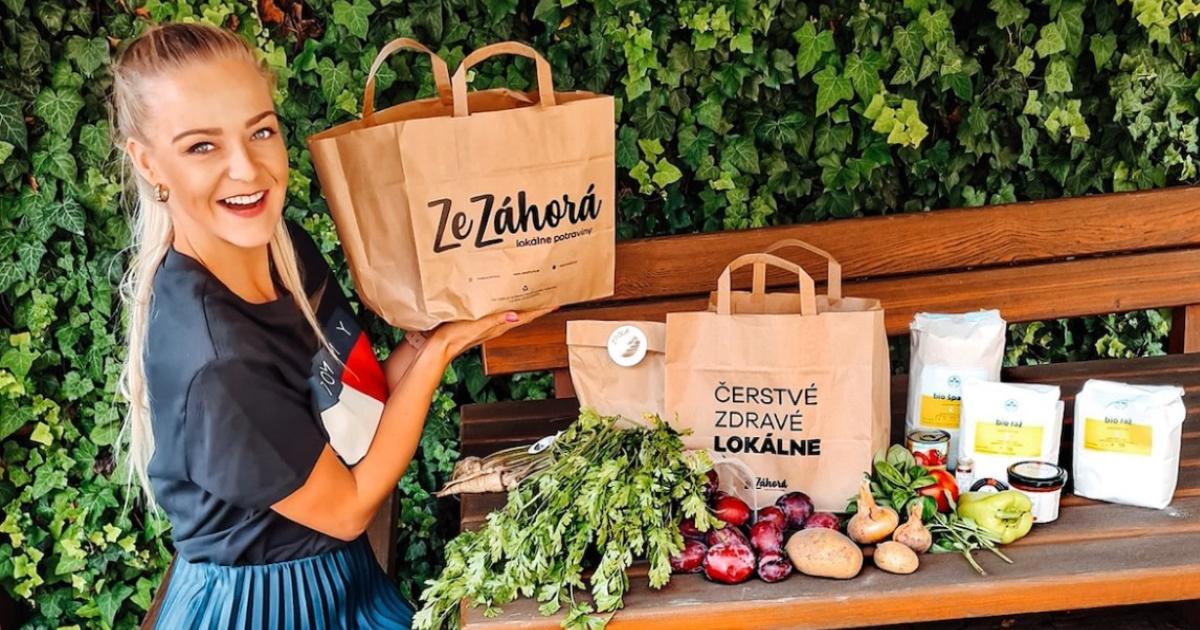 Sandra Hricová: Zo surovín z lokálneho trhu ZeZáhorá je radosť variť