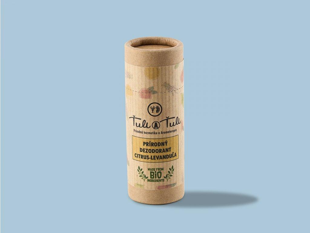Prirodny dezodorant citrus levandula ZeZahora lokalne potraviny