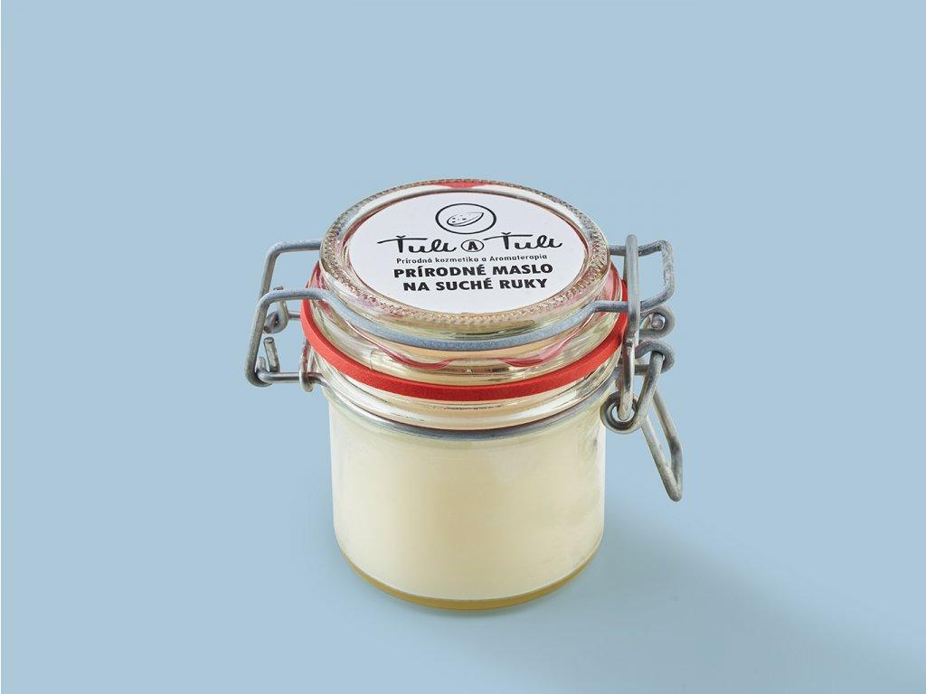 Prirodne maslo na suche ruky ZeZahora lokalne potraviny