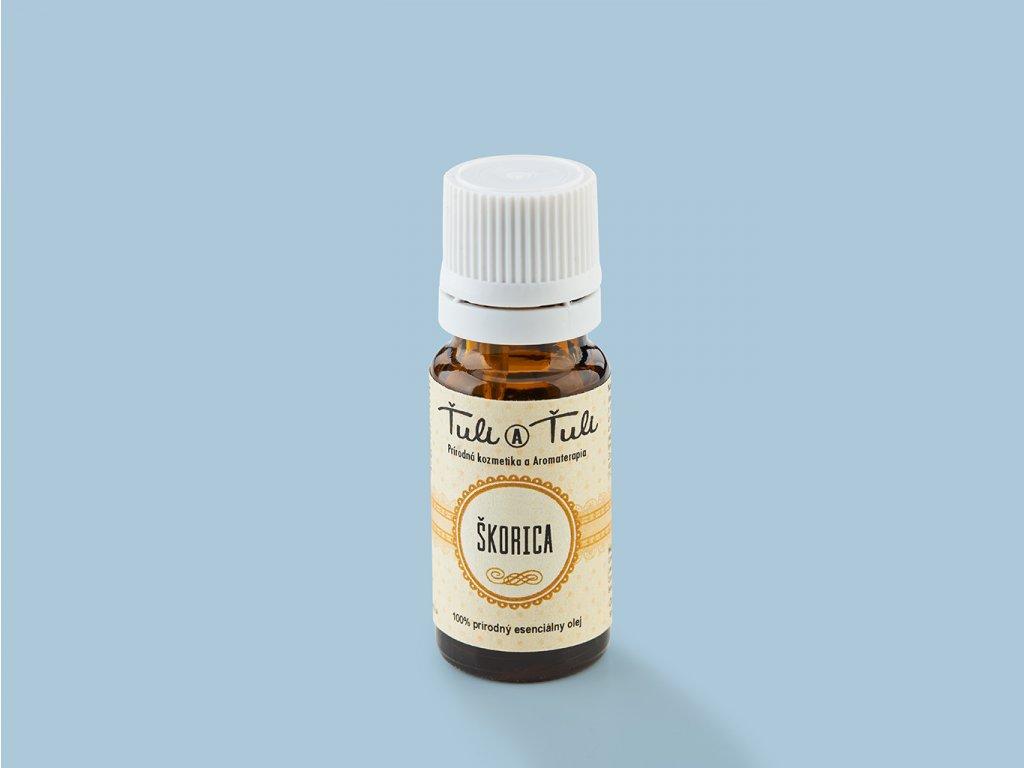 Esencialny olej skorica ZeZahora lokalne potraviny