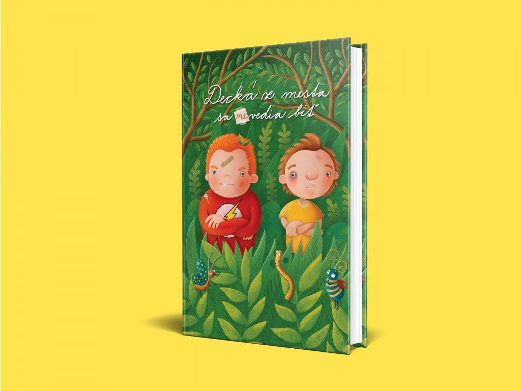 Kniha Decka z mesta sa nevedia bit ZeZahora lokalne potraviny 2