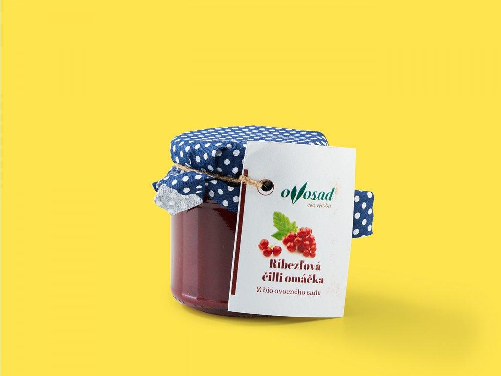 Ribezlova chili omacka ovosad ZeZahora lokalne potraviny