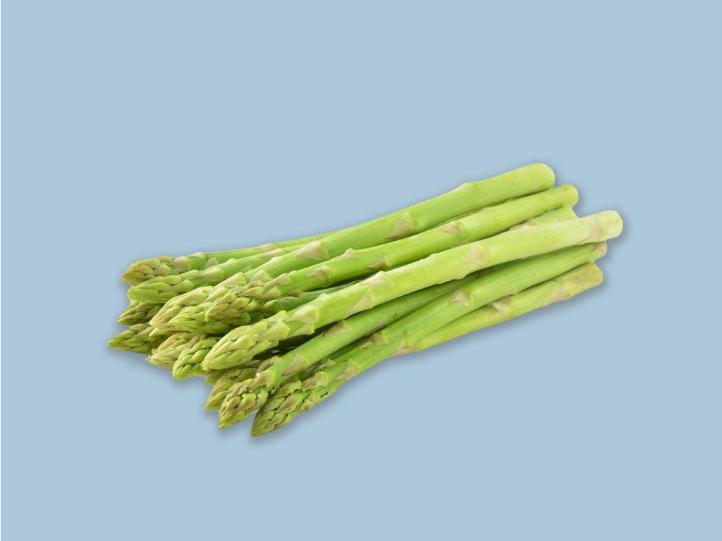 Bio špargla zelená 3mm, 1kg (Kúty)