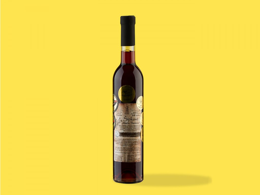 Ovocne vino sipkove %22maria theresia%22 hrehor ZeZahora lokalne potraviny