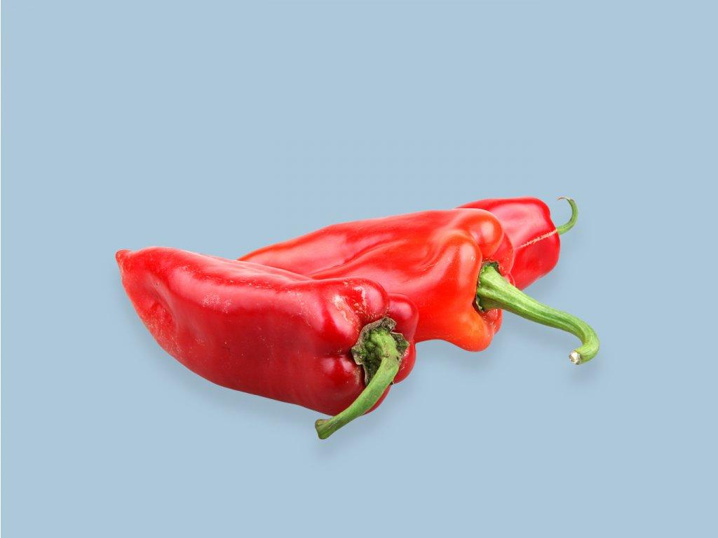 zezahora paprika cervena ilustr