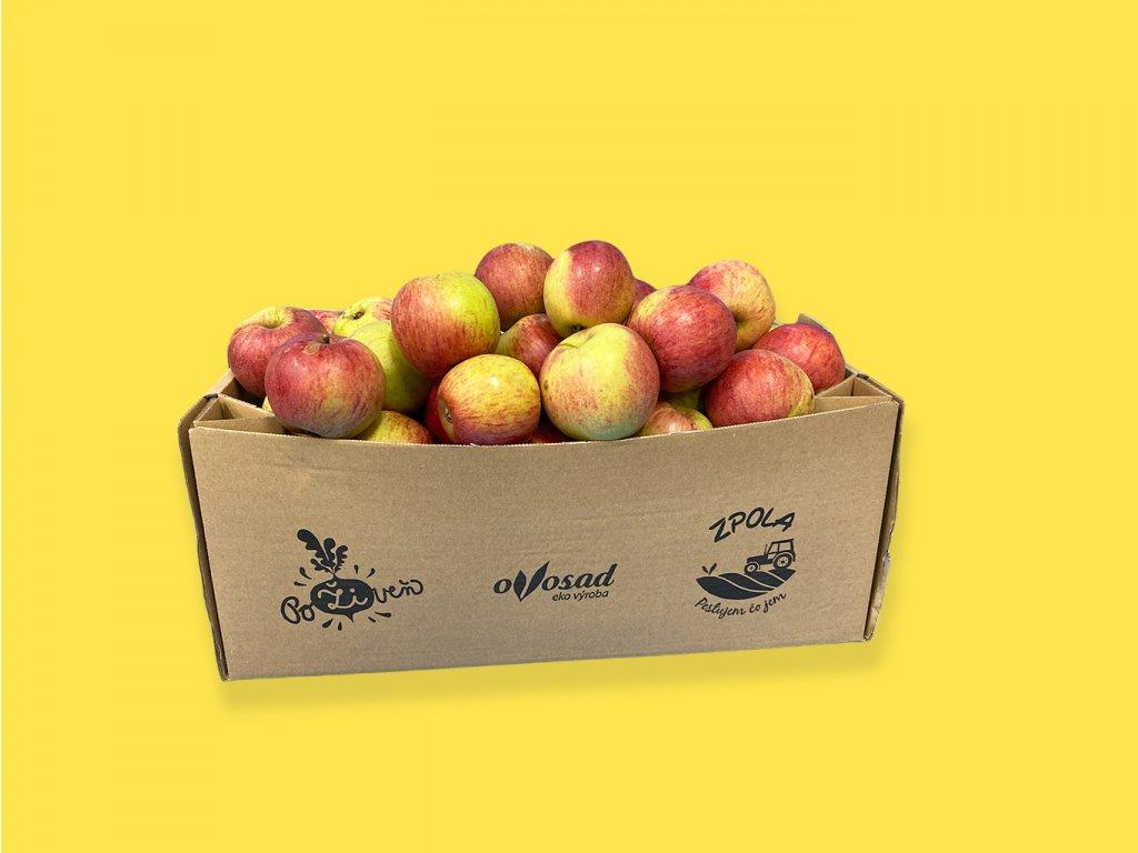 zezahora jablka 2021