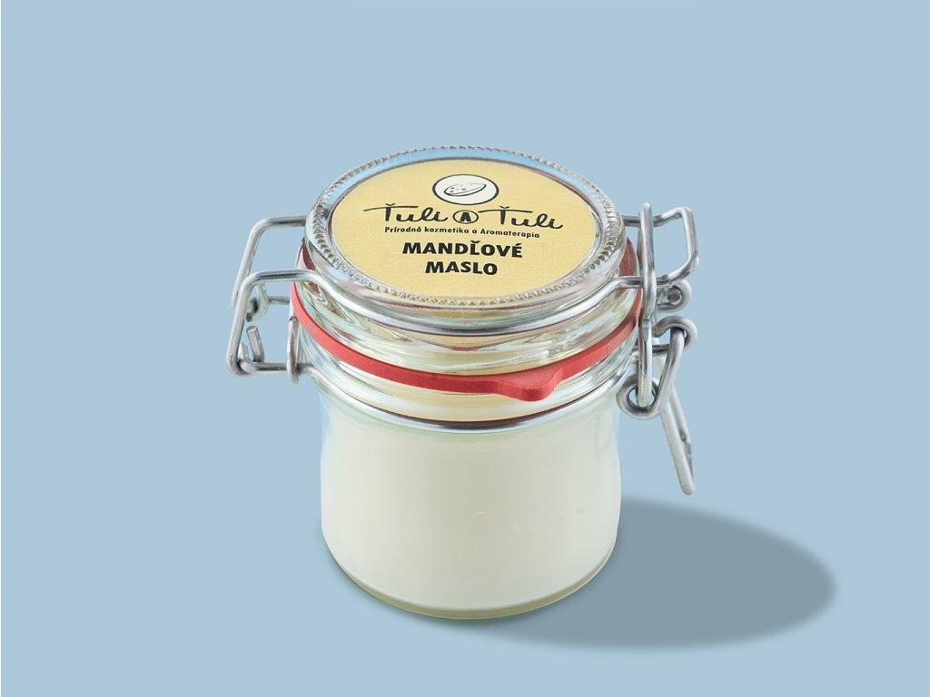 Mandlove maslo ZeZahora lokalne potraviny