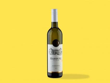 Chardonnay 2019 habsburg ZeZahora lokalne potraviny