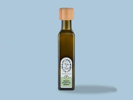Prirodny sprchovy gel medovka ZeZahora lokalne potraviny