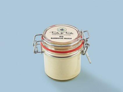 Bio bambucke maslo ZeZahora lokalne potraviny
