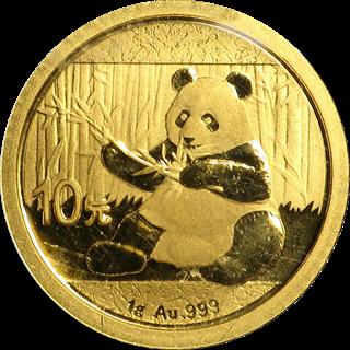 Výhledy zlata - čínský model