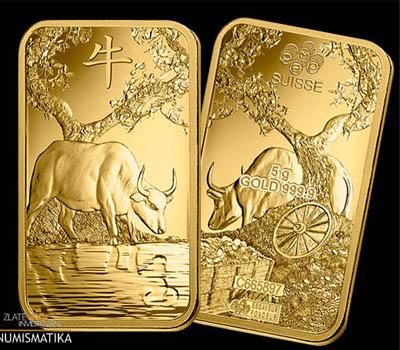 Současný propad cen stříbra a zejména zlata