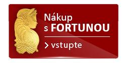 Spoření ve zlatě - Nákup s Fortunou