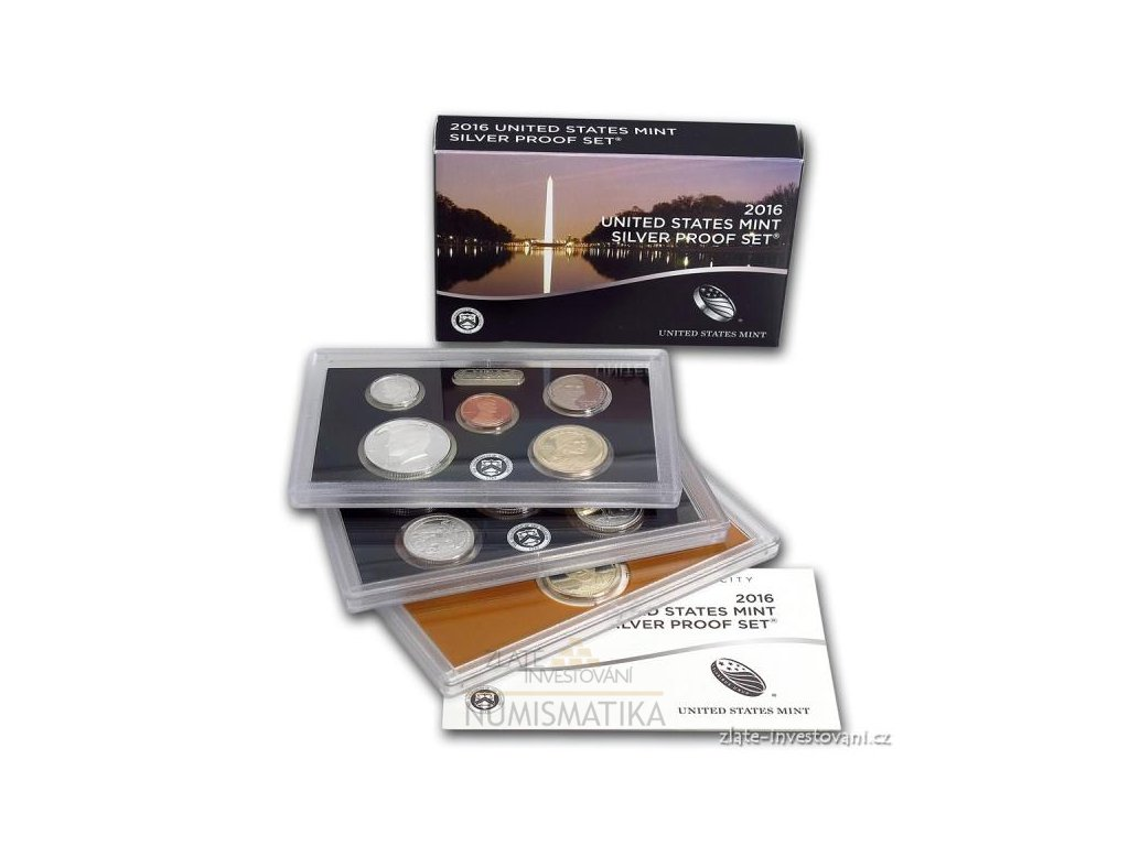 4937 silver proof set 2017