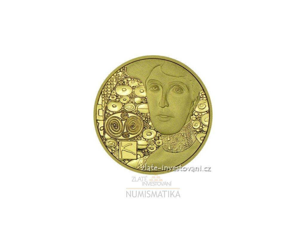 5462 zlata mince adele bloch bauer klimtova serie 2012
