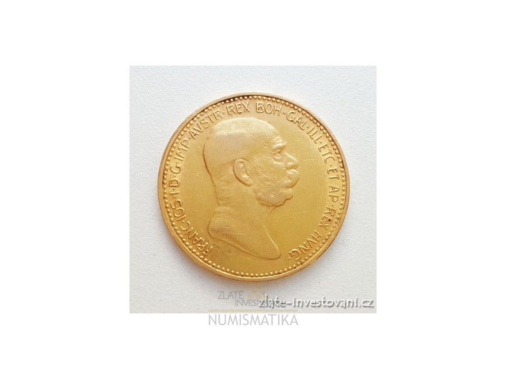 5708 jubilejni 20 koruna frantiska josefa i 1908 60 let vlady razebni lesk