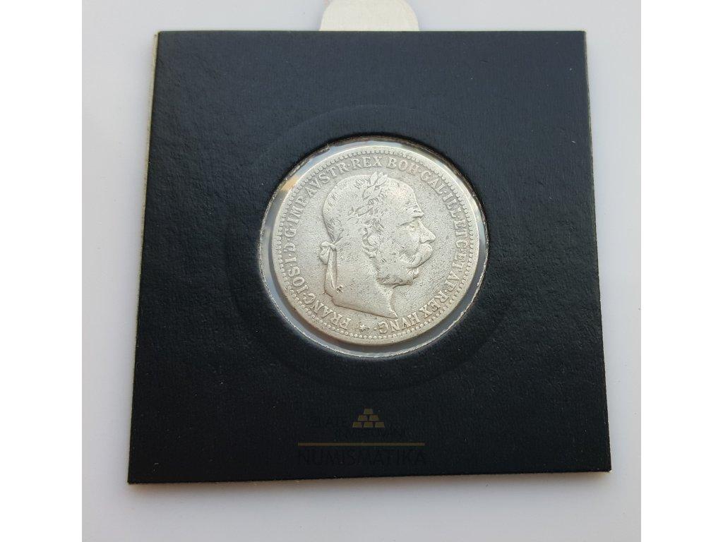 6164 stribrna koruna frantiska josefa i 1894