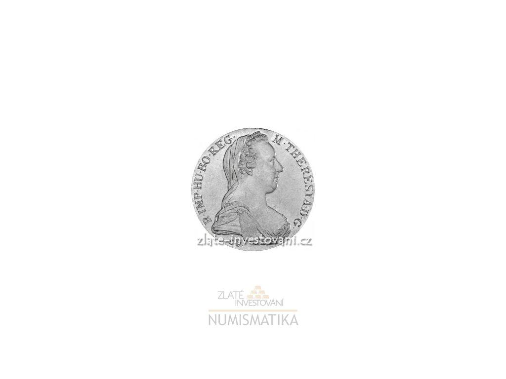 3425 investicni stribrna mince marie terezie tolar