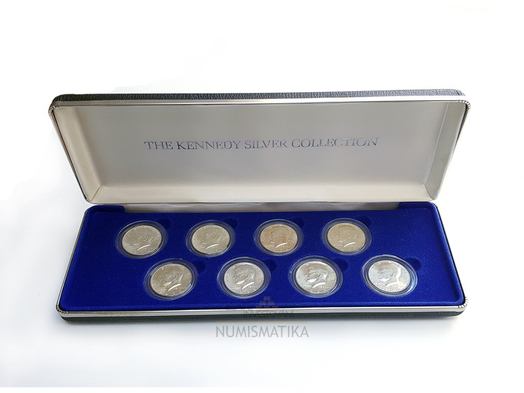 Kennedy silver collection 1