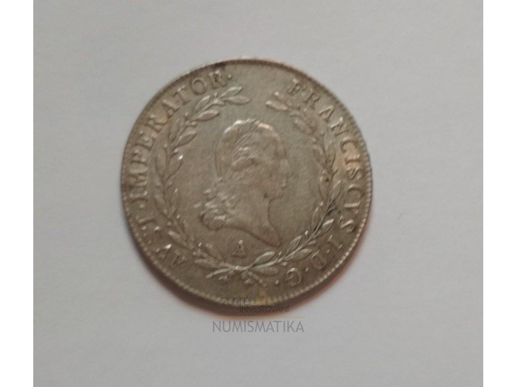 20krejcar1808r