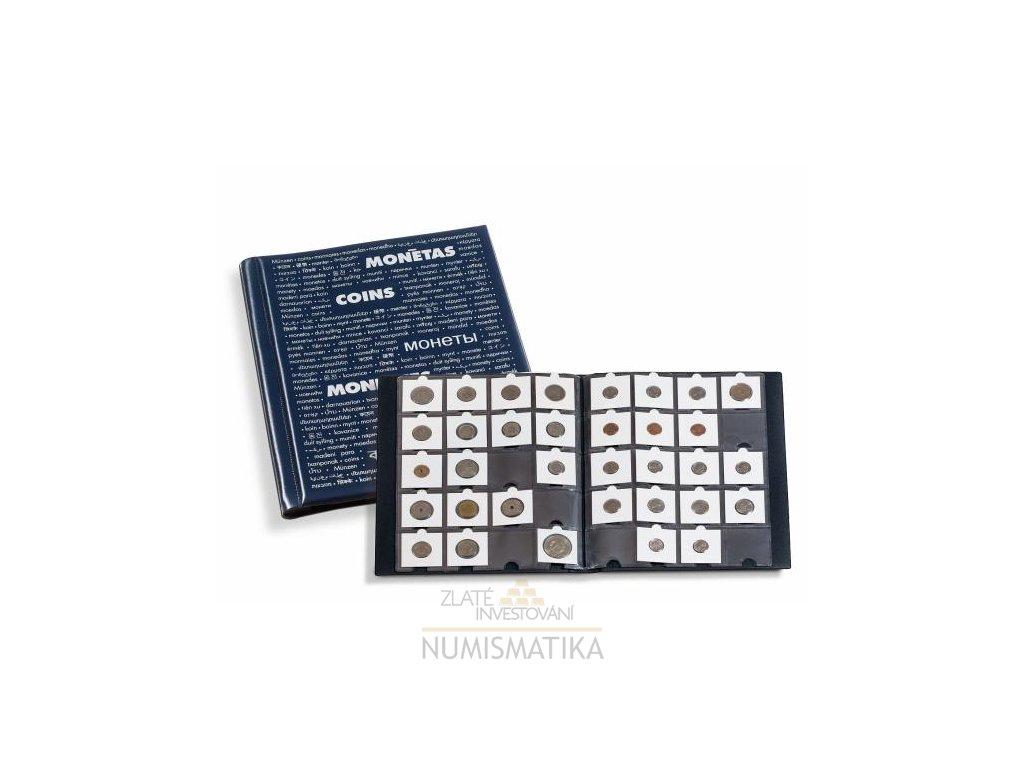 Album na mince-10 listů