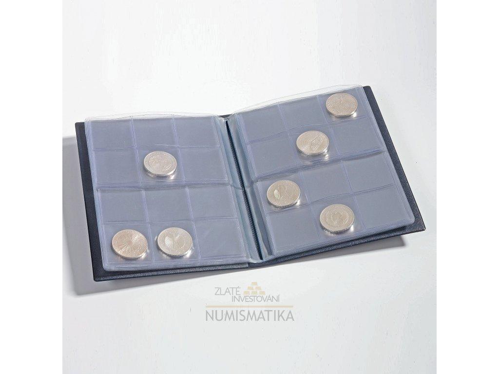 Kapesní album na mince - 96 mincí