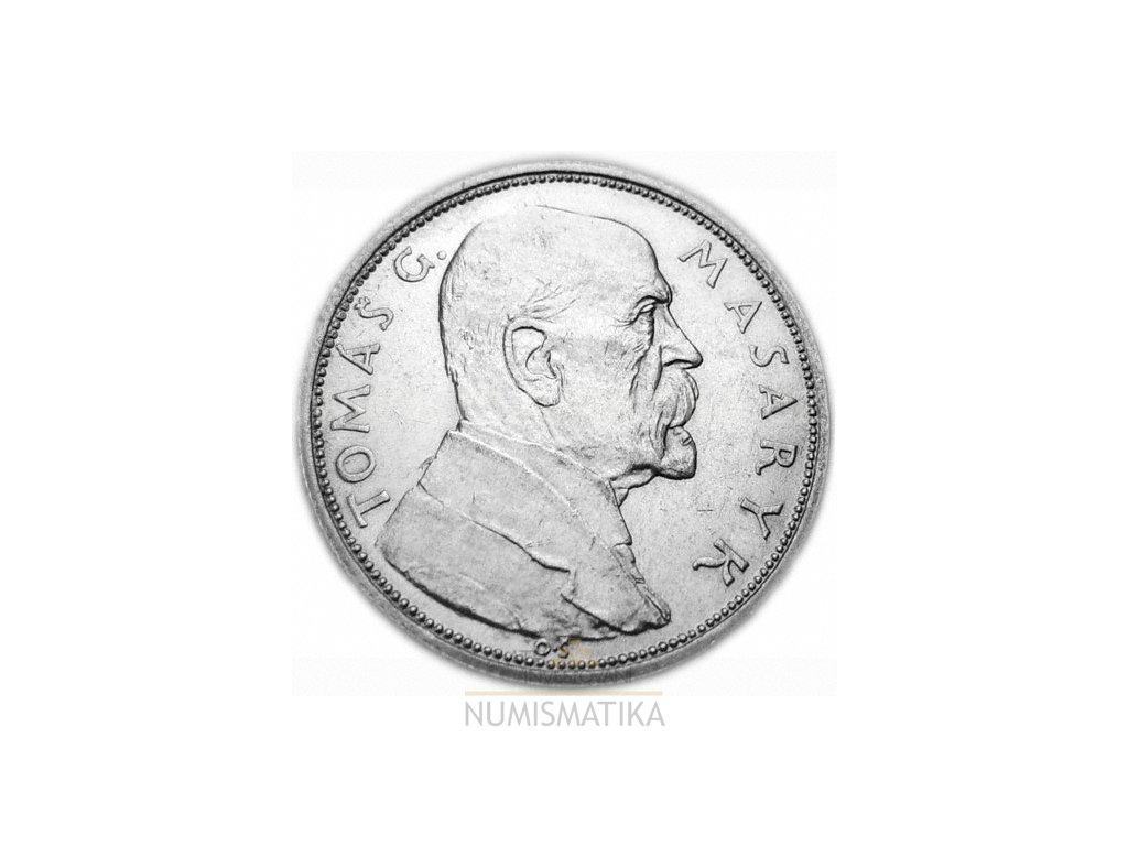 10 Kč Desáté výročí vzniku Československé republiky 1918 - 1928