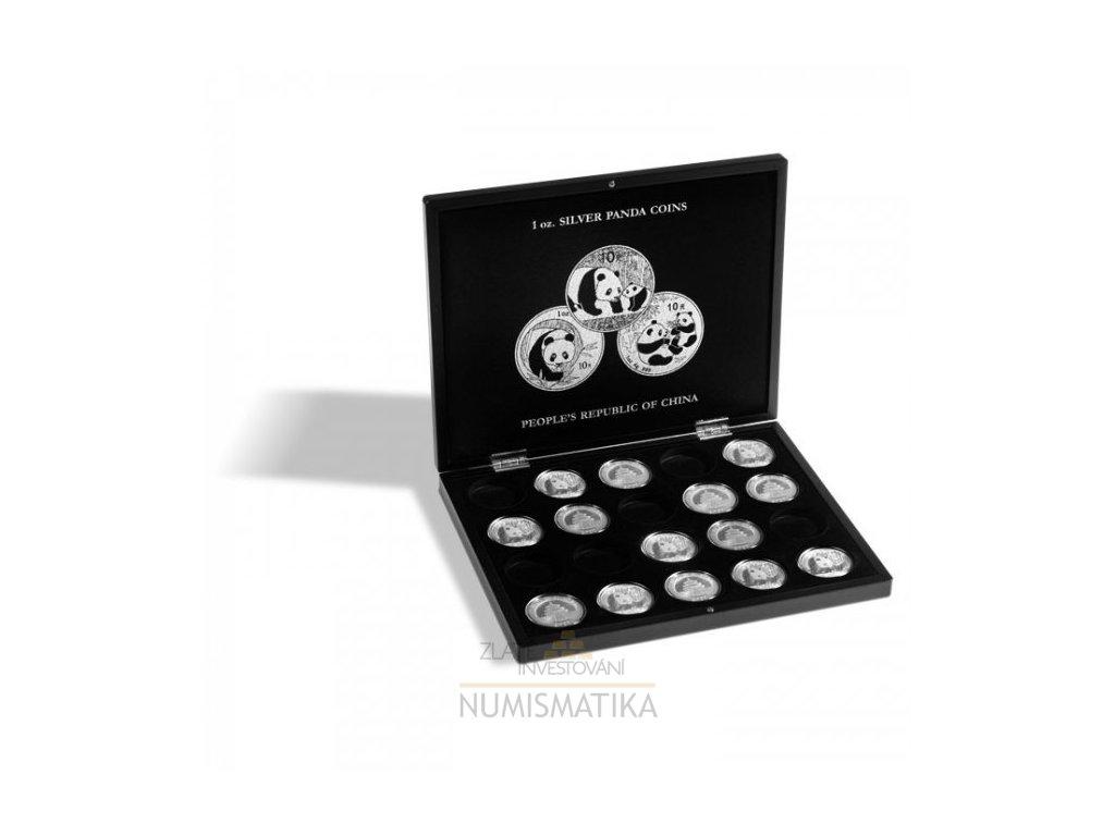 Investiční stříbro-Panda 1Oz