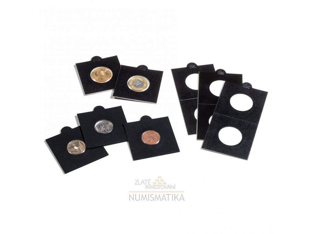 Mincovní rámeček MATRIX - průměr 35mm 25ks