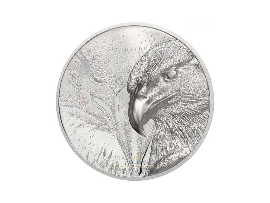 Stříbrná moderní mince Majestic Eagle 1/10 Oz proof 2020