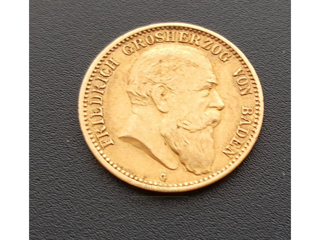 10markaFriedrich1907 a